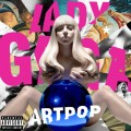 LADY GAGA Artpop USA 2LP