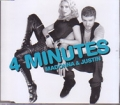 MADONNA 4 Minutes EU CD5 w/3 Tracks