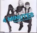 MADONNA 4 Minutes EU CD5 w/3 Tracks