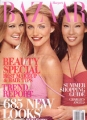 CHARLIE`S ANGELS Harper`s Bazaar (6/03) USA Magazine