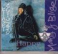 MARY J. BLIGE Be Happy JAPAN CD5