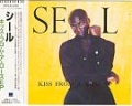 SEAL Kiss From A Rose JAPAN CD5 EP