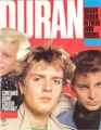 DURAN DURAN In Their Own Words UK Picture Book