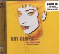 BOY GEORGE Presents Lucky For Some: A More Protein Compilation USA CD w/Bonus CD