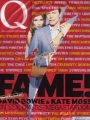 DAVID BOWIE Q (10/03) UK Magazine
