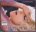 LADY GAGA Lovegame AUSTRALIA CD5 w/2 Tracks