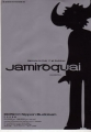 JAMIROQUAI 2002 JAPAN Promo Tour Flyer