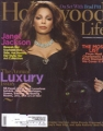 JANET JACKSON Hollywood Life (11-12-/06) USA Magazine