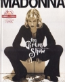 MADONNA The Girlie Show JAPAN Picture Book w/CD