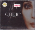 CHER All Or Nothing AUSTRALIA CD5 w/6 Tracks