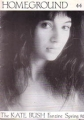 KATE BUSH Home Ground (#44) UK Fanzine