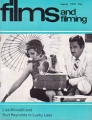 LIZA MINNELLI Films And Filming (8/75) UK Magazine