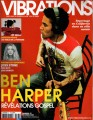 BEN HARPER Vibrations (10/04) FRANCE Magazine