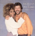 ERIC CLAPTON with TINA TURNER Tearing Us Apart UK 7