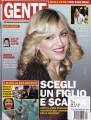 MADONNA Gente (11/2/06) ITALY Magazine