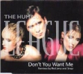 HUMAN LEAGUE Don't You Want Me 1995 UK CD5 w/Remixes
