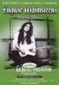 YNGWIE MALMSTEEN 2005 JAPAN Promo Tour Flyer