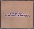 PRINCE Musicology USA CD5 Promo w/1 Track