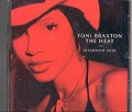TONI BRAXTON The Heat USA Promo Interview Disc