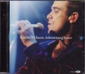 ROBBIE WILLIAMS Advertising Space UK CD5
