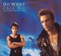 GO WEST Call Me USA 12''