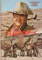 JOHN WAYNE The Cowboys Original JAPAN Movie Program