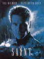 SAINT Original JAPAN Movie Program  VAL KILMER  ELISABETH SHUE