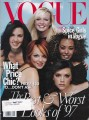 SPICE GIRLS Vogue (1/98) USA Magazine