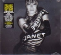 JANET JACKSON Discipline USA CD+DVD Deluxe Edition