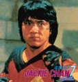JACKIE CHAN Spartan X JAPAN Picture Book
