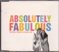 ABSOLUTELY FABULOUS  The Single HOLLAND CD5 Produced by PET SHOP BOYS