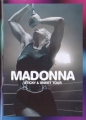 MADONNA 2008 Sticky & Sweet Tour USA Tour Program