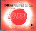 ENIGMA Following The Sun GERMANY CD5 w/3 Tracks
