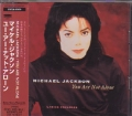 MICHAEL JACKSON You Are Not Alone JAPAN CD5