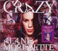 ALANIS MORISSETTE Crazy UK CD5