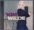 KIM WILDE Never Say Never EU CD w/14 Tracks