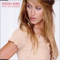 PAULINA RUBIO Don`t Say Goodbye UK CD5