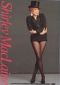 SHIRLEY MACLAINE 1991 Japan Tour JAPAN Tour Program