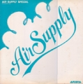 AIR SUPPLY Air Supply Special JAPAN LP Promo Only