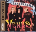 BANANARAMA Venus JAPAN CDV w/5 Tracks