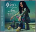 CHER I Hope You Find It/Woman's World EU CD5