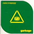 GARBAGE I Think I'm Paranoid UK CD5 w/Remixes + Shaped Case