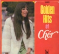 CHER Golden Hits Of Cher JAPAN LP w/Red Vinyl