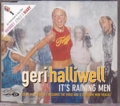 GERI HALLIWELL It's Raining Men EU CD5 Part 1 w/3 Tracks+Video