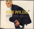 KIM WILDE Breakin' Away UK CD5 w/4 Tracks