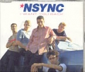 NSYNC I Want You Back UK CD5 with INTERVIEW!