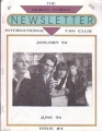 DURAN DURAN The Duran Duran International Fan Club (Set of 3 Issues) USA Fanzine