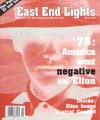 ELTON JOHN East End Lights (#25) USA Fan Club Magazine
