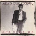 BRUCE SPRINGSTEEN One Step Up USA 7