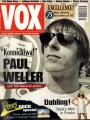 PAUL WELLER Vox (1/94) UK Magazine